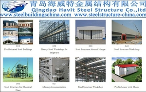 Steel Structure Buildings|Steel Workshop|Warehouse|Shed|Aircraft Hangar