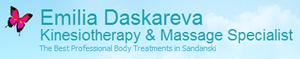 Emilia Daskareva - Massage & Kinesiotherapy