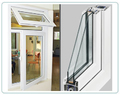 UPVC window and door