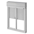 roller shutter widow and door